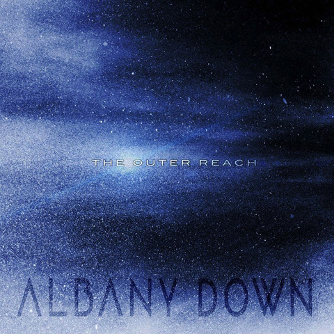 Album cover of The Outer Reach by Albany Down